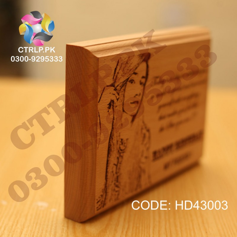 Personalized Wooden Photo Frame HD43003   Online Wooden Photo Frame ...