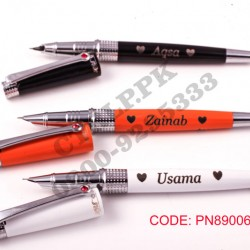 Fountain Pen Customize Your Name Printed on Pen PN89006