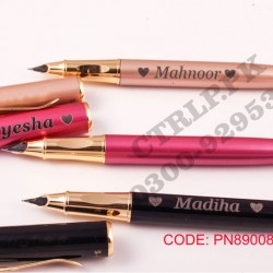 Stylish Fountain Pen Customize Your Name Printed on Pen PN89008